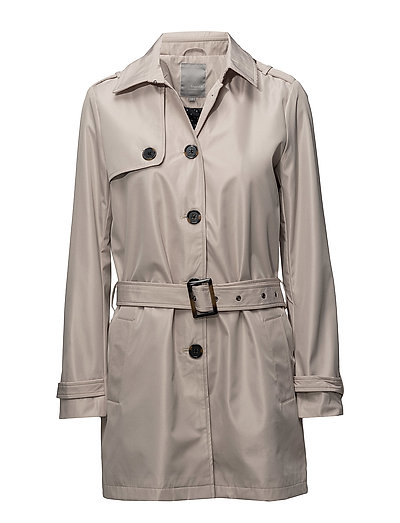 Matrench 2 Trenchcoat - TILE SAND