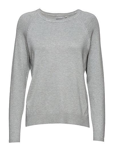 Zutic 6 Pullover - LIGHT GREY MELANGE