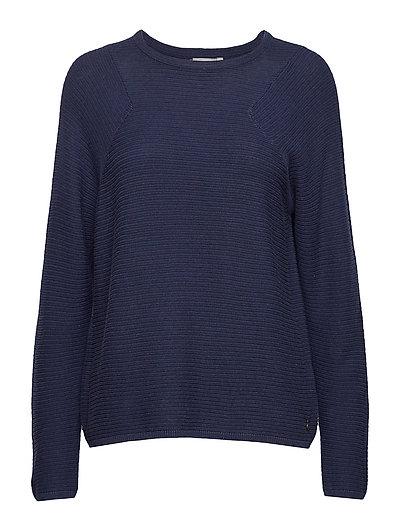 Nicot 1 Pullover - BLACK IRIS