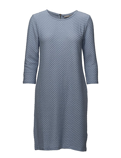 Mijaqi 2 Dress - BRUNNERA BLUE