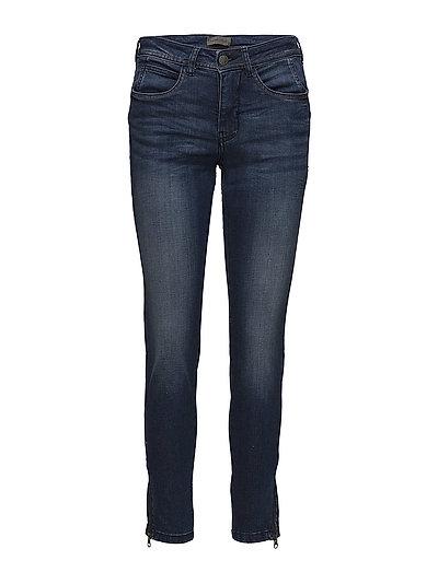 Potan 1 Jeans - GLOSSY BLUE DENIM