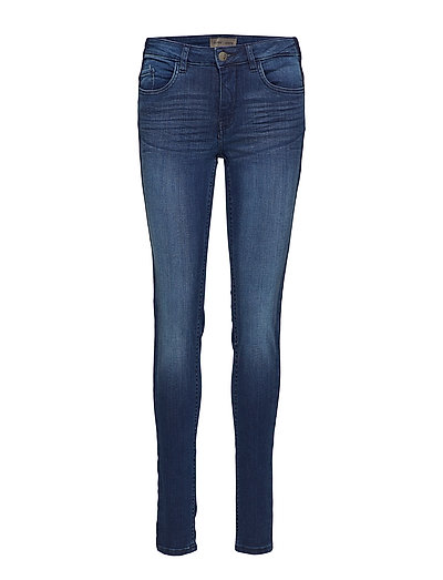 Pocontrast 1 Jeans - METRO BLUE DENIM