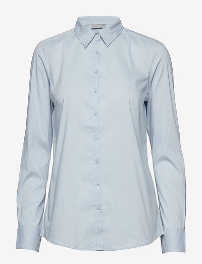 Zashirt 1 Shirt - langærmede skjorter - cashmere blue