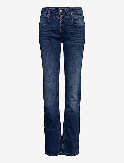 Zomal 2 Jeans Denim - straight jeans - metro blue denim