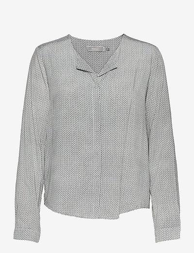 FRHAZAVISK 1 Shirt - langærmede bluser - antique flower mix