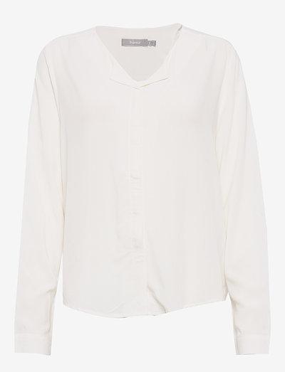 FRHAZAVISK 1 Shirt - langærmede bluser - (noos) antique