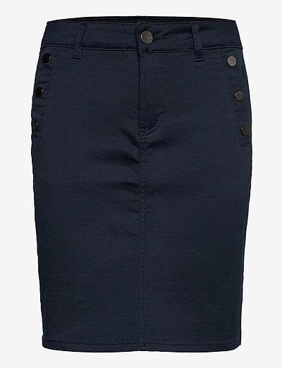 FRLOMAX 3 Skirt - korte nederdele - dark peacoat