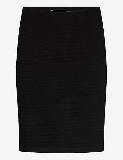 FRZARILL 2 Skirt - midinederdele - black