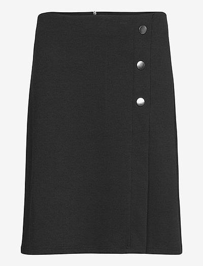 FRMEMILANO 1 Skirt - korte nederdele - black