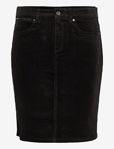 FRMACORD 2 Skirt - pencil skirts - black