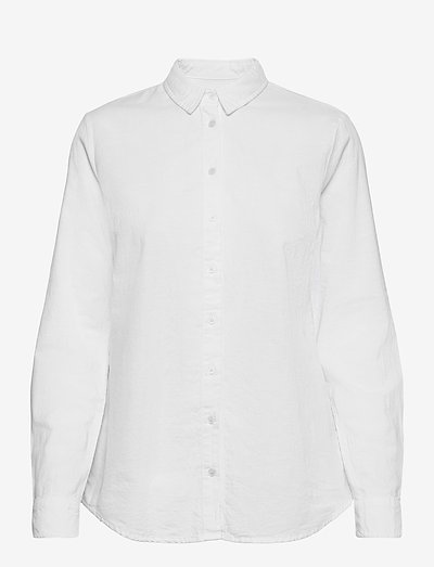 FRZAOXFORD 1 Shirt - langærmede skjorter - white