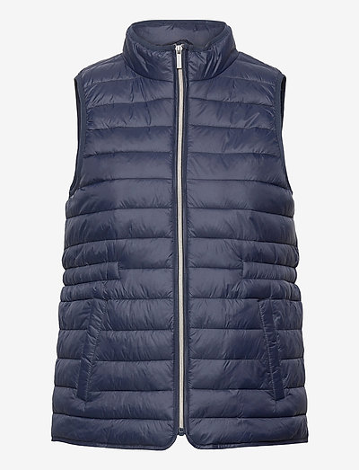FRPAPADDING 2 Outerwear - vatteret veste - dark peacoat