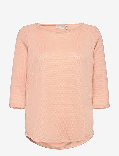 FRPEJACQ 1 T-shirt - langærmede toppe - misty rose