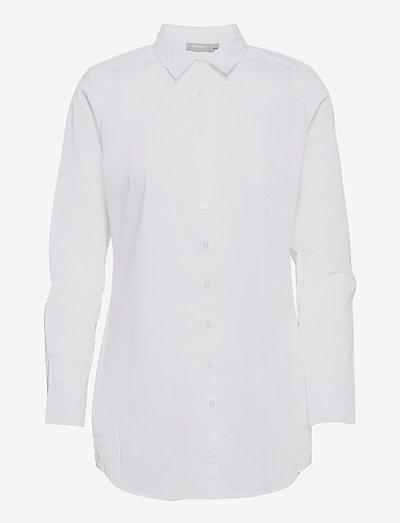 FRZASHIRT 6 Shirt - langærmede skjorter - white