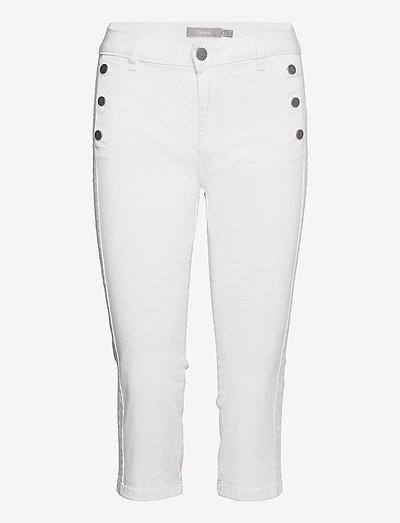 FRVOMAX 2 Pants - capri bukser - white