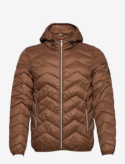 FRBAPADDING 1 Outerwear - vinterjakker - gold brown