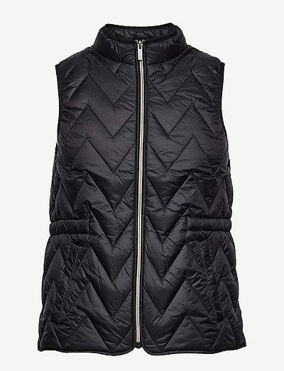 FRBAPADDING 3 Outerwear - vatteret veste - black