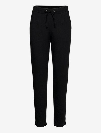 FRBESWEAT 3 Pants - casual bukser - black