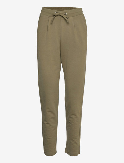 FRBESWEAT 3 Pants - casual bukser - hedge