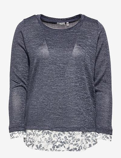FRBEREXAN 1 Pullover - trøjer - bering sea melange