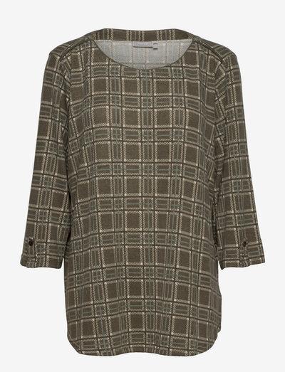FRBESOFT 2 Pullover - langærmede bluser - hedge mix