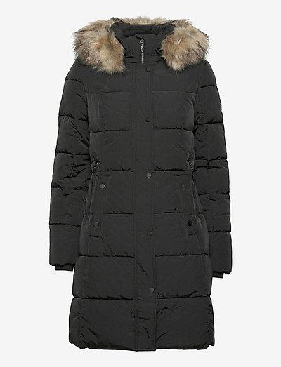FRBABAC 1 Outerwear - vinterfrakker - black