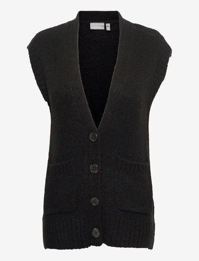 FRCEDARKI 1 Vest - strikveste - black