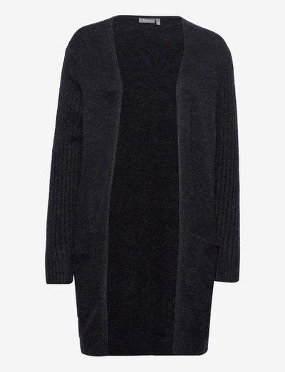 FRCESANDY 2 Cardigan - cardigans - black