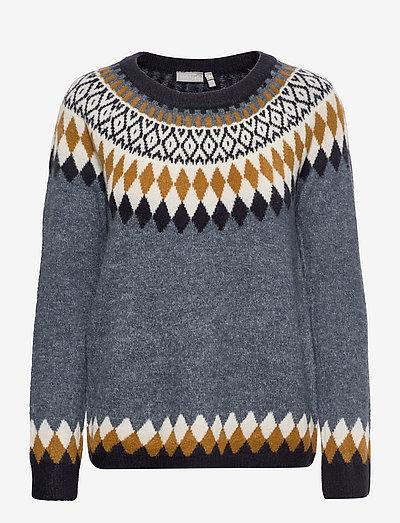 FRCEISLAND 2 Pullover - trøjer - bering sea mix