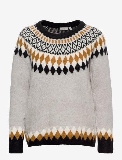 FRCEISLAND 2 Pullover - trøjer - black mix