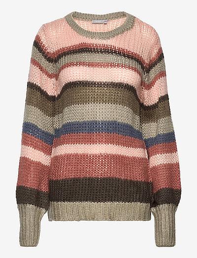 FRCECOTA 1 Pullover - trøjer - cedar wood mix