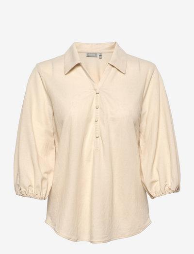 FRCEFEMME 2 Shirt - langærmede skjorter - birch