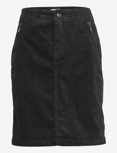 FRCACORD 2 Skirt - korte nederdele - black