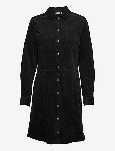 FRCACORD 5 Dress - skjortekjoler - black