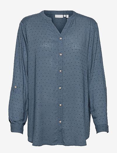 FR BAJOY Shirt - langærmede skjorter - bering sea