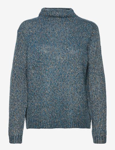 FRCESPOT 3 Pullover - rullekraver - bering sea mix