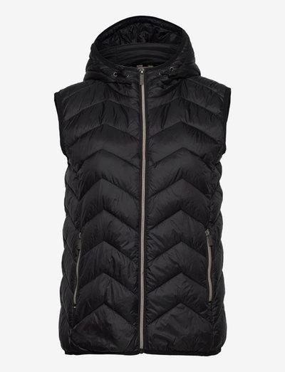 FRBAPADDING 6 Waistcoat - vatteret veste - black