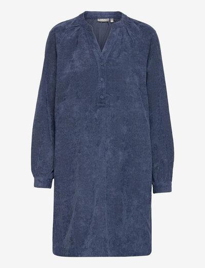 FRCALELL 5 Dress - hverdagskjoler - bering sea