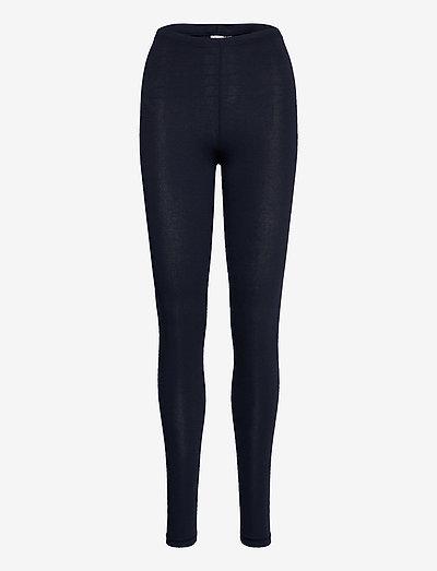 Kokos 1 Leggings - leggings - dark peacoat