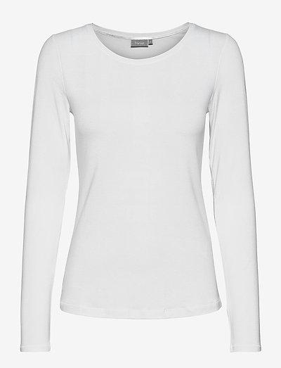 Kasic 1 Tshirt - langærmede toppe - (noos) white