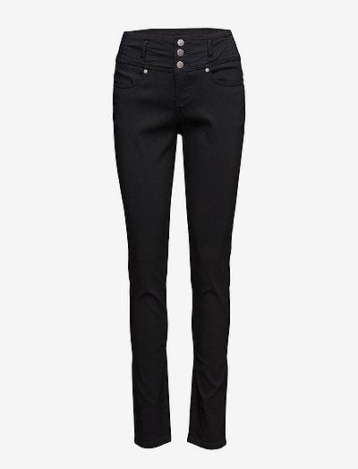 Zalin 2 Pant - bukser med smalle ben - black