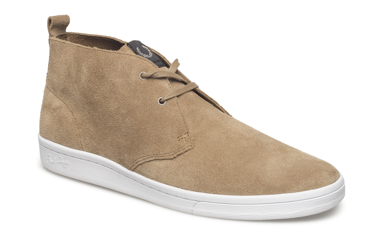 B721 X Gc Chukka Suede by Fred Perry