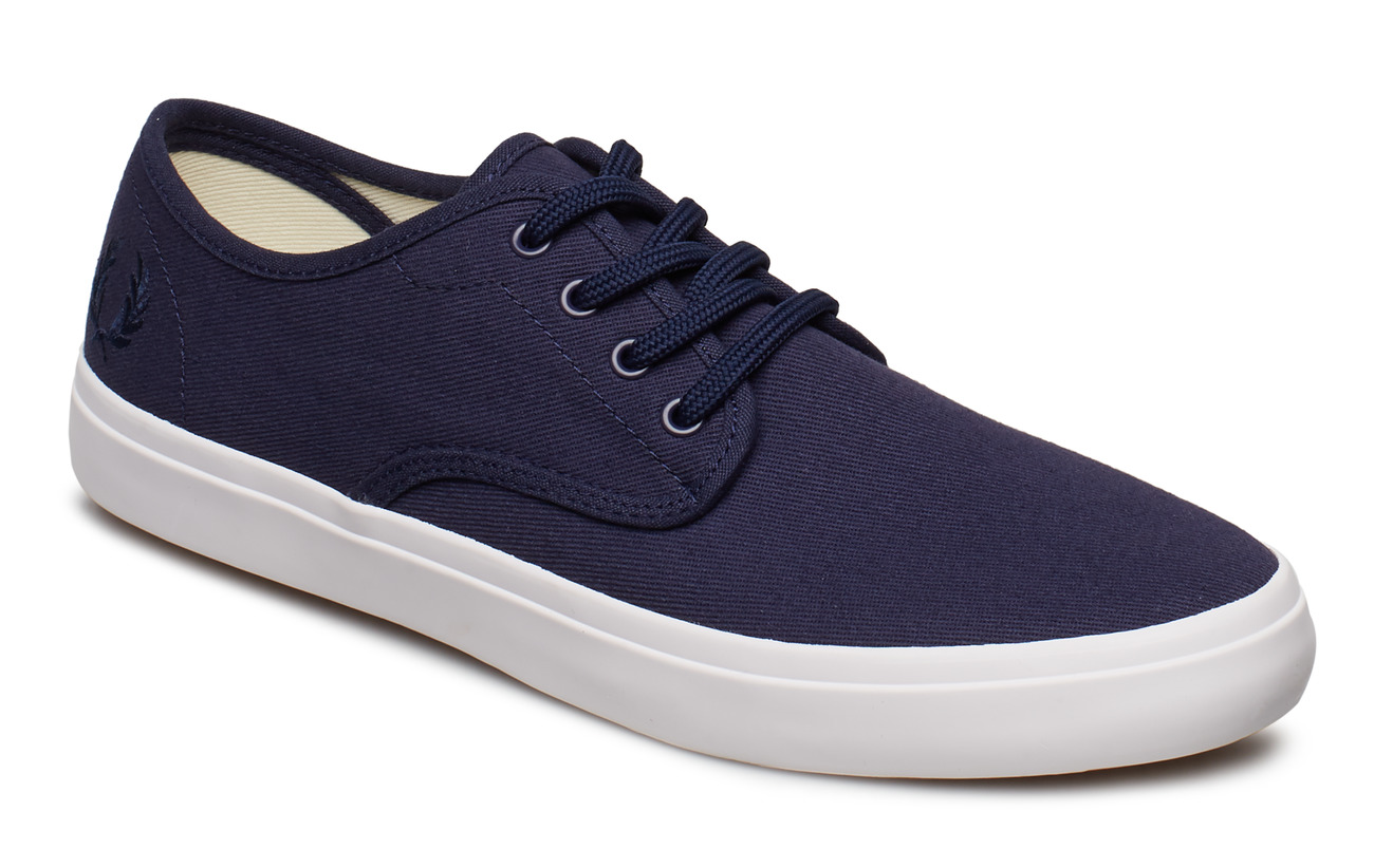 Fred Perry MERTON TWILL - CARBON BLUE