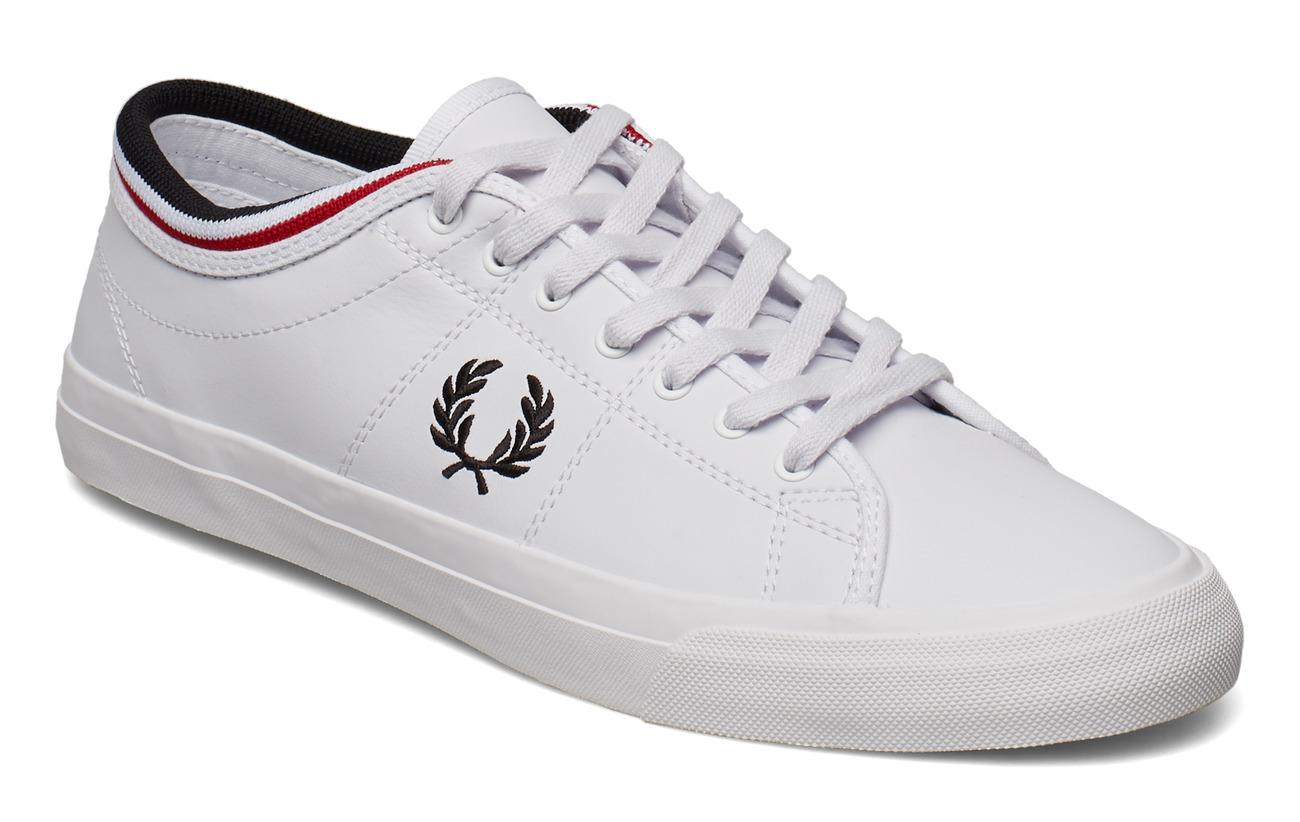 Fred Perry KENDRICK TIPPED - WHITE