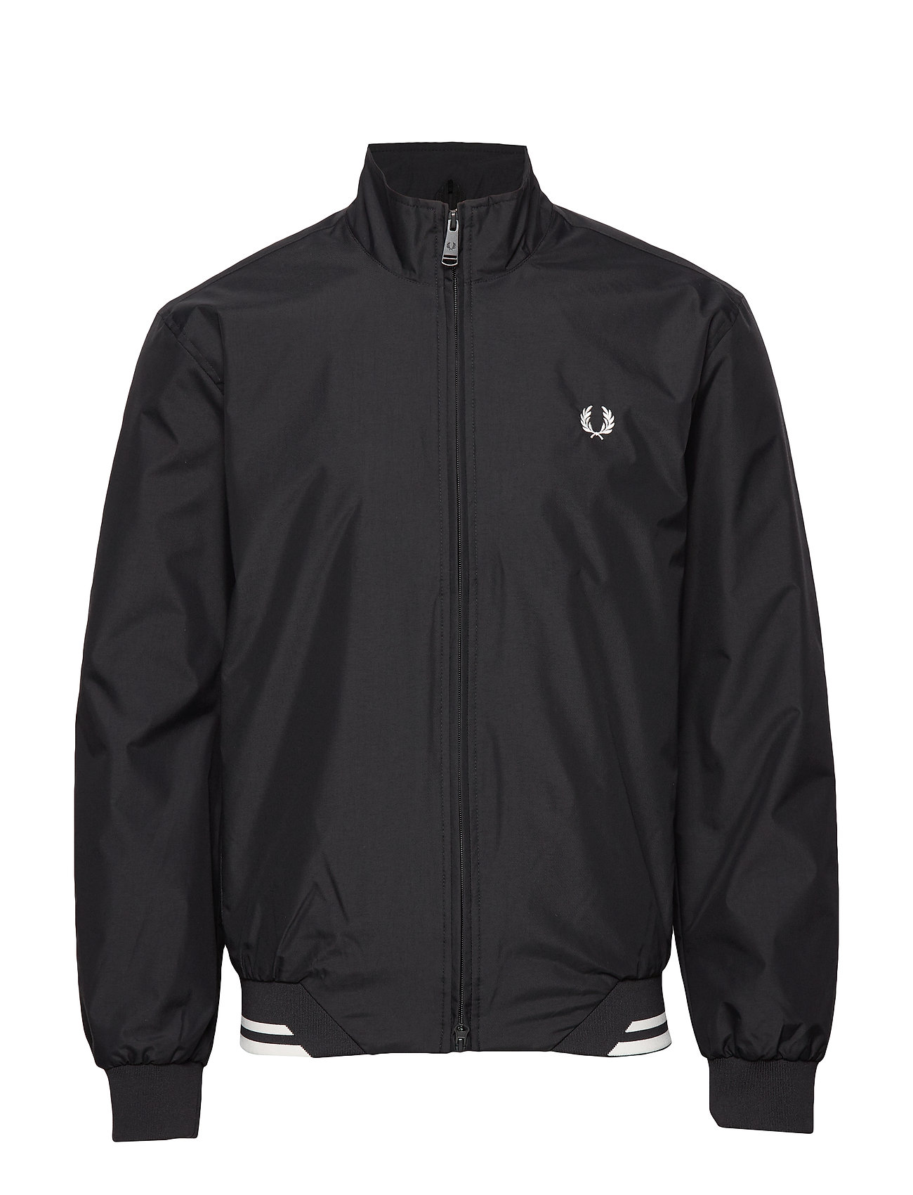 Fred Perry TWIN TIPPED SPORTS JKT - BLACK
