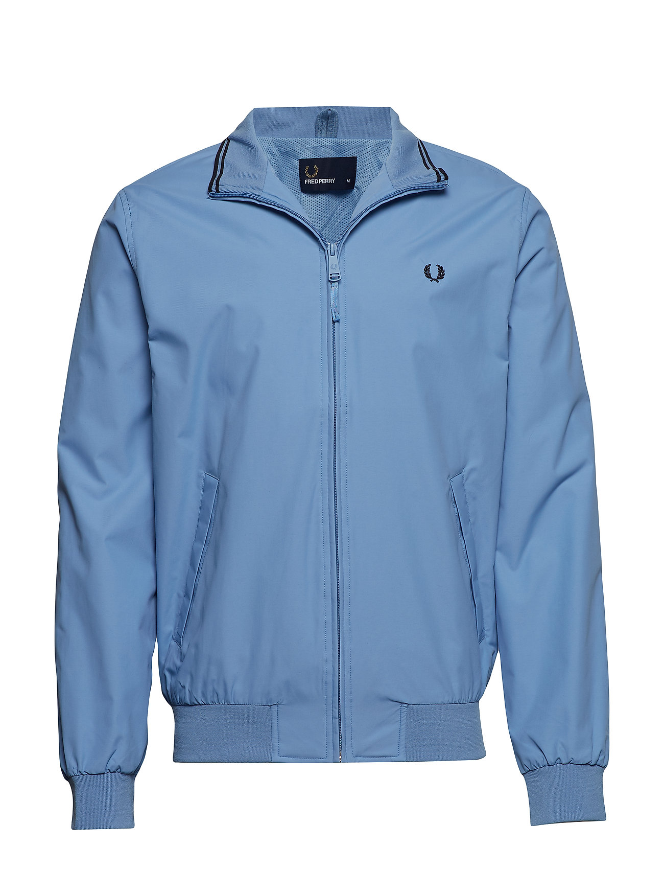 Fred Perry BRENTHAM JACKET - SKY