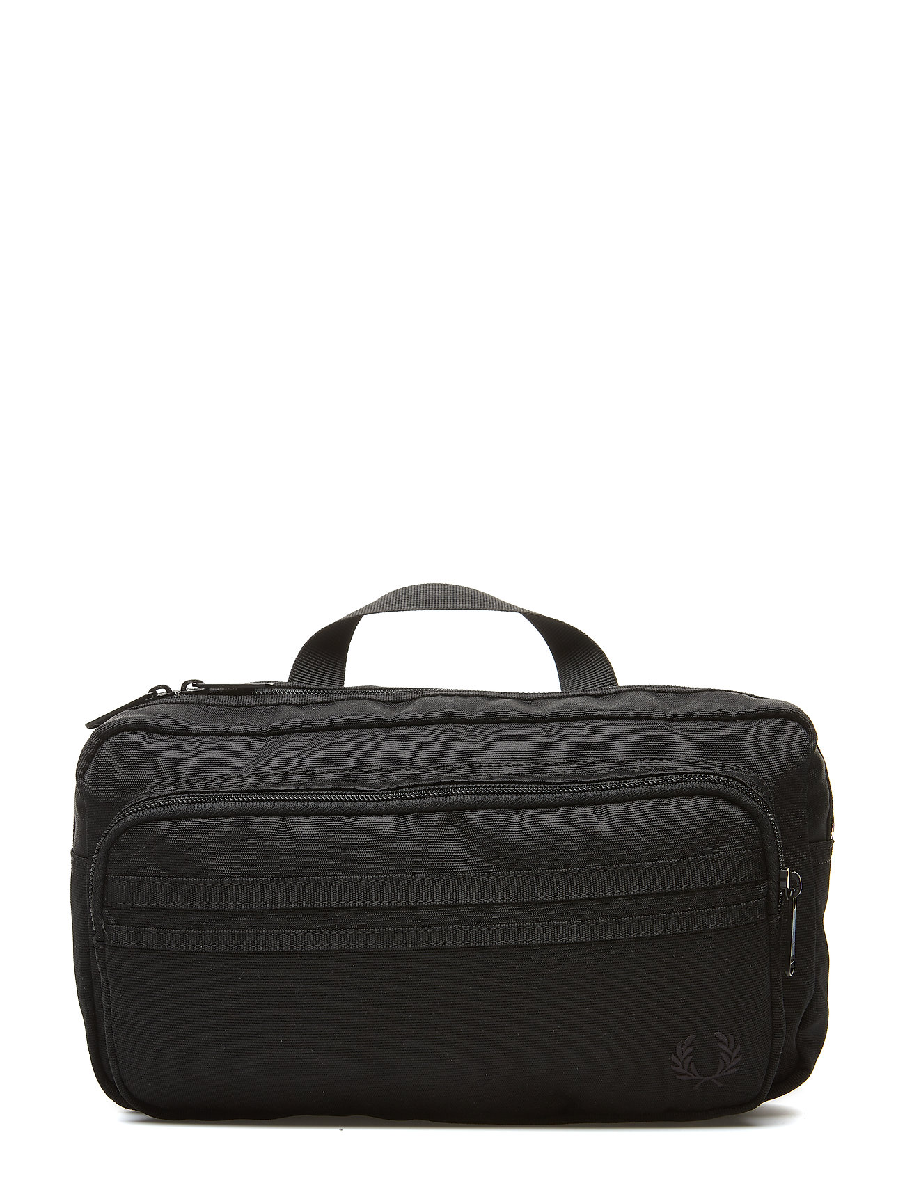 Fred Perry CROSS BODY BAG - BLACK