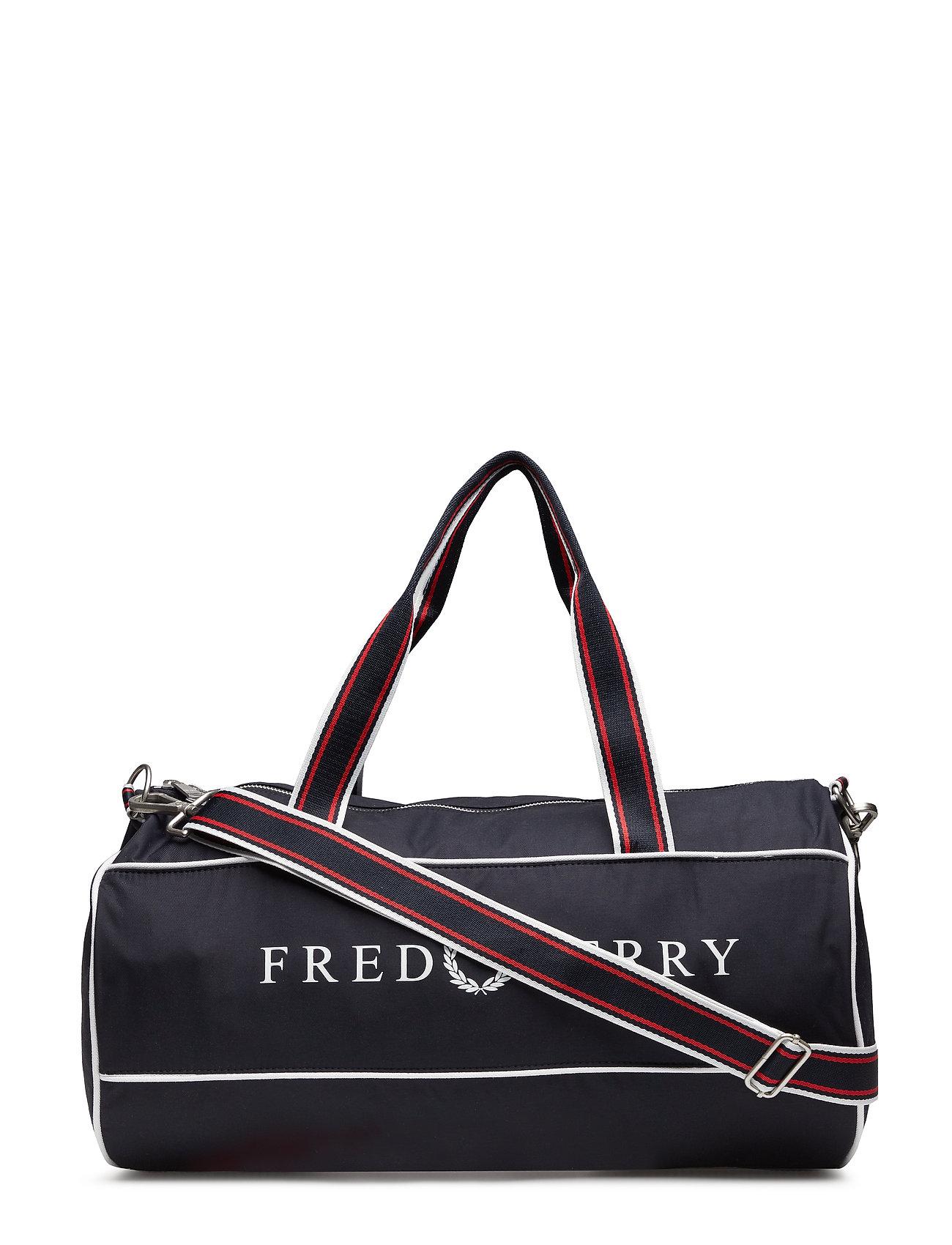 Fred Perry RETRO BARREL BAG