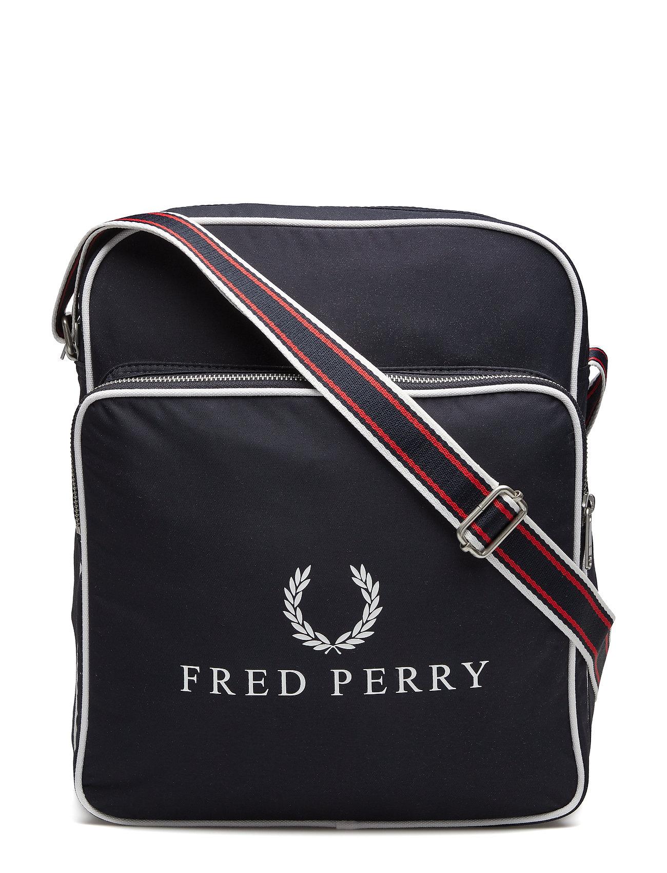 Fred Perry RETRO FLIGHT BAG