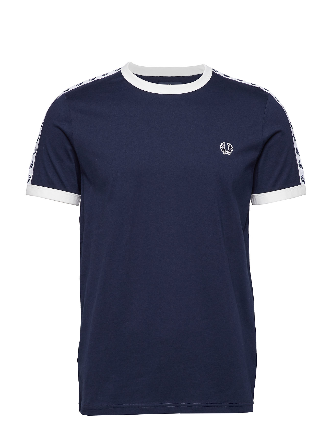 Taped Ringer T Shirt by Fred Perry